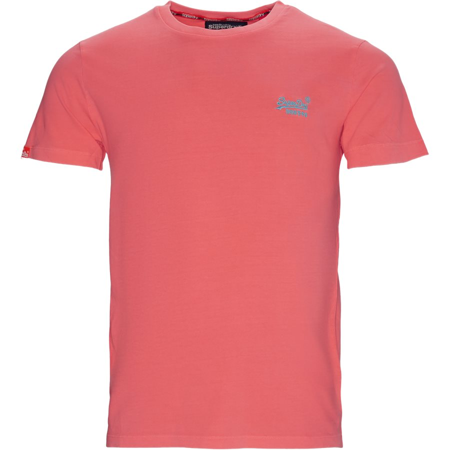 M1010 - M1010 T-shirt - T-shirts - Regular - CORAL C3Y - 1